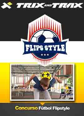 Concurso Fútbol Flipstyle