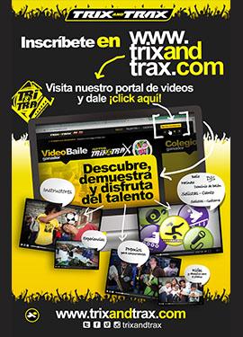 TrixandTrax Day 2016 - Audiciones Abiertas