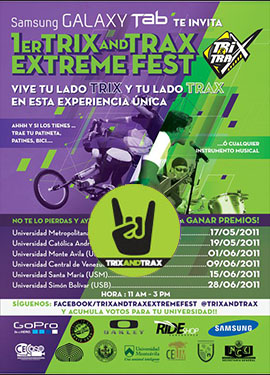 Extremefest Universitario - Talentos Trax
