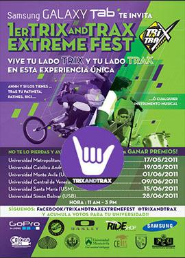 Extremefest Universitario - Talentos Trix
