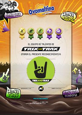 Ovomaltina 2016 - Talentos Trax